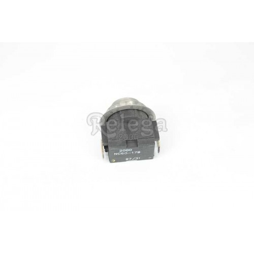 Termostato fijo simple NC60º 2 terminales LVV BALAY/LDA ZANUSSI