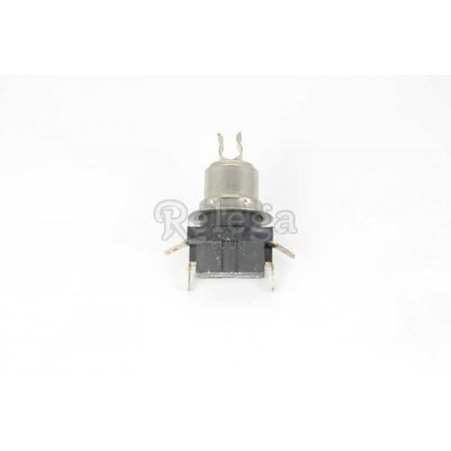 Termostato fijo doble NA30º/NC85º 4 terminales CANDY con clip