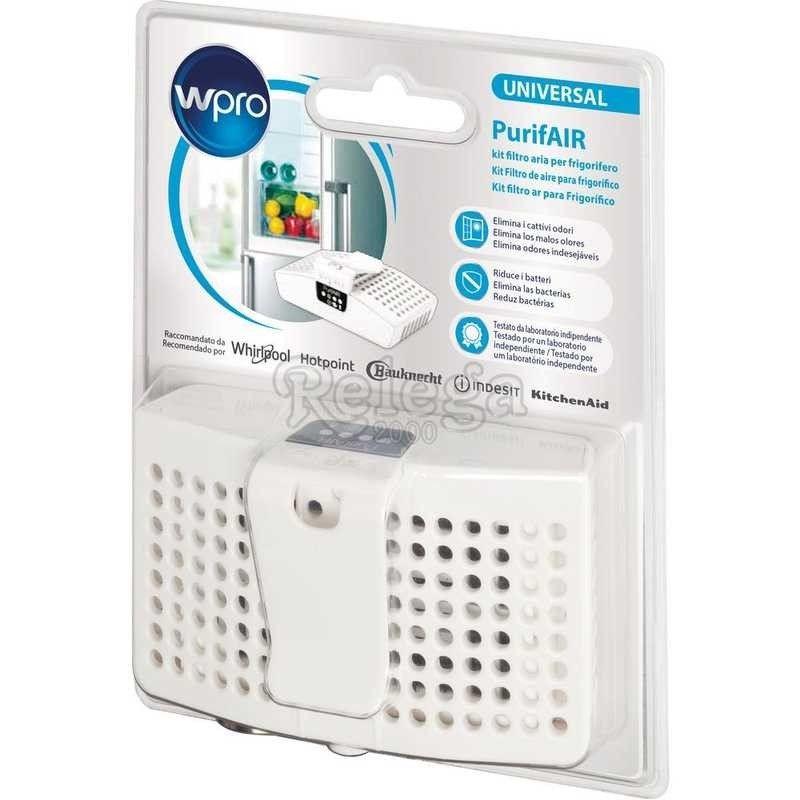 Kit Filtro antibacterias/olores para frigorífico PurifAIR