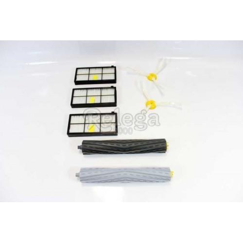 Jgo mantenimiento Roomba Series 800, 900 7 unidades
