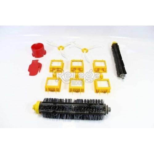 Jgo mantenimiento Roomba Serie 700 11 unidades