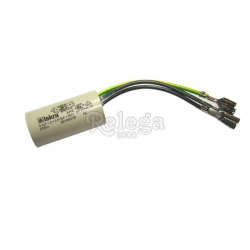 Filtro antiparasitario con cable 0.10mf