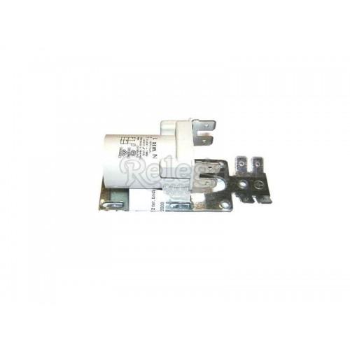 Filtro antiparasitario 0 10mf 16 A 2 terminales con brida LDA LVV