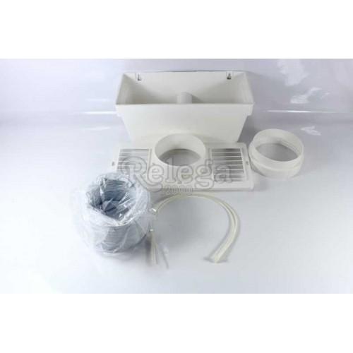 Depósito condensación estándar SEC 27x13x12