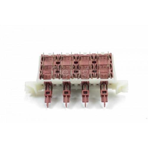 Teclado estándar 4 teclas 6 terminales elbi