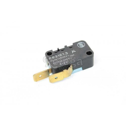 Interruptor puerta LVV 10x26mm 2 terminales