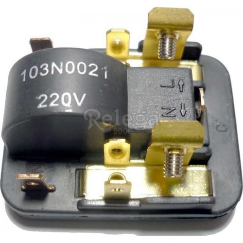 Relé compresor DANFOSS 103N0021 universal