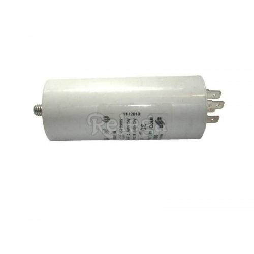 Condensador permanente 1mf 450V