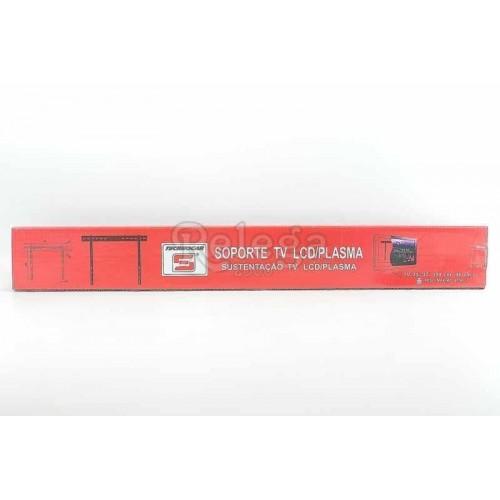 Soporte televisión Plasma 30-63 in plata 75kg PLB5