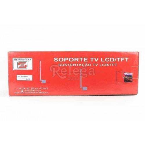 Soporte televisión LCD-TFT 10-30 in techo