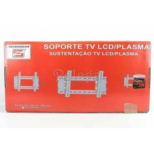 Soporte televisión Plasma 30-65 in  gris