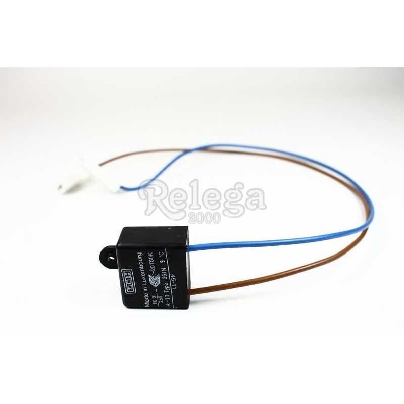 Clixon evaporador COMBI-100 2 terminales  +9/-11