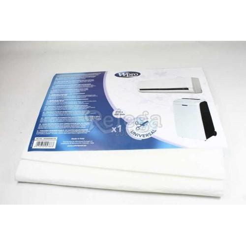 Filtro anti-polvo y purificador para Aire acondicionado 290x460mm