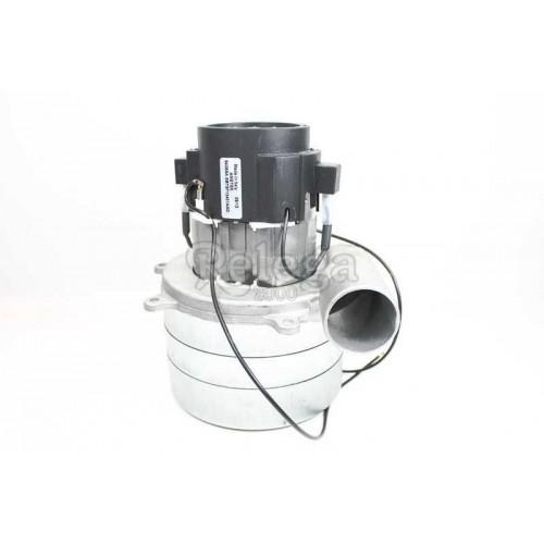Motor aspirador 1400W  200X101X144mm 3 turbinas