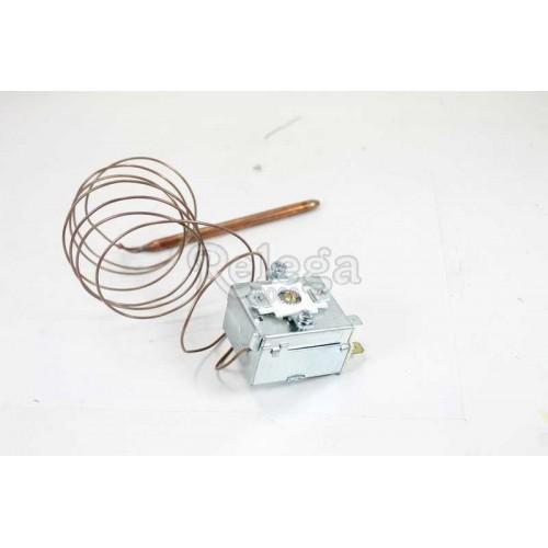 Termostato CAG  87º bulbo 7x100mm capilar 1430mm sin eje