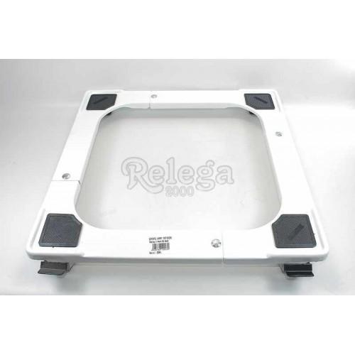 Soporte rodante cocina/frigo de 44x60 a 49x70 cms 1,2mm