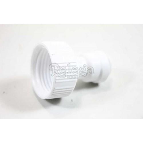 Racord 3/4 para filtro de agua frigorífico
