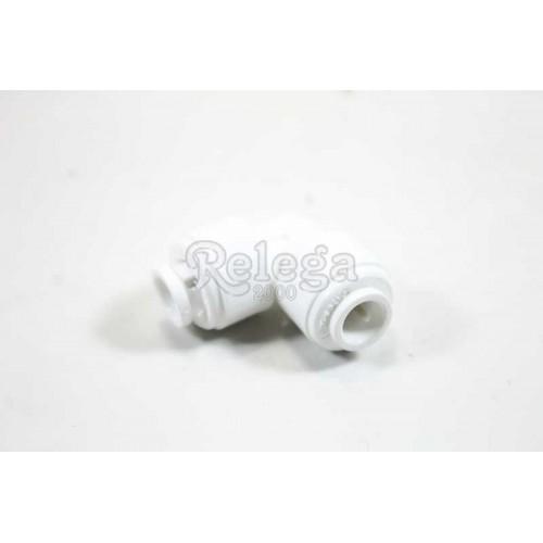 Racord 90º para filtro de agua frigorífico
