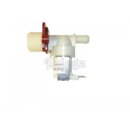 Electroválvula estándar simple 180º horizontal