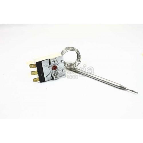 Termostato fijo LVV 75º 130X6 capilar 1500mm