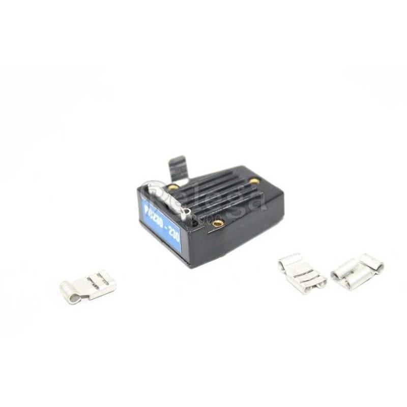 Relé compresor Supco PO-230, 1/12-1/2 cv. condensador si/no