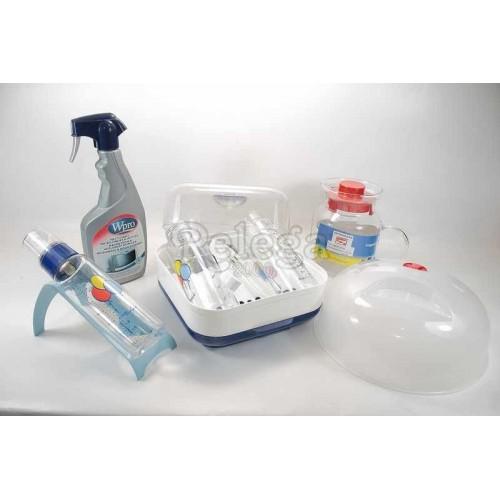 Accesorios, varios y productos de limpieza