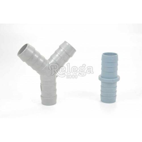 Accesorios para tubos de desagüe